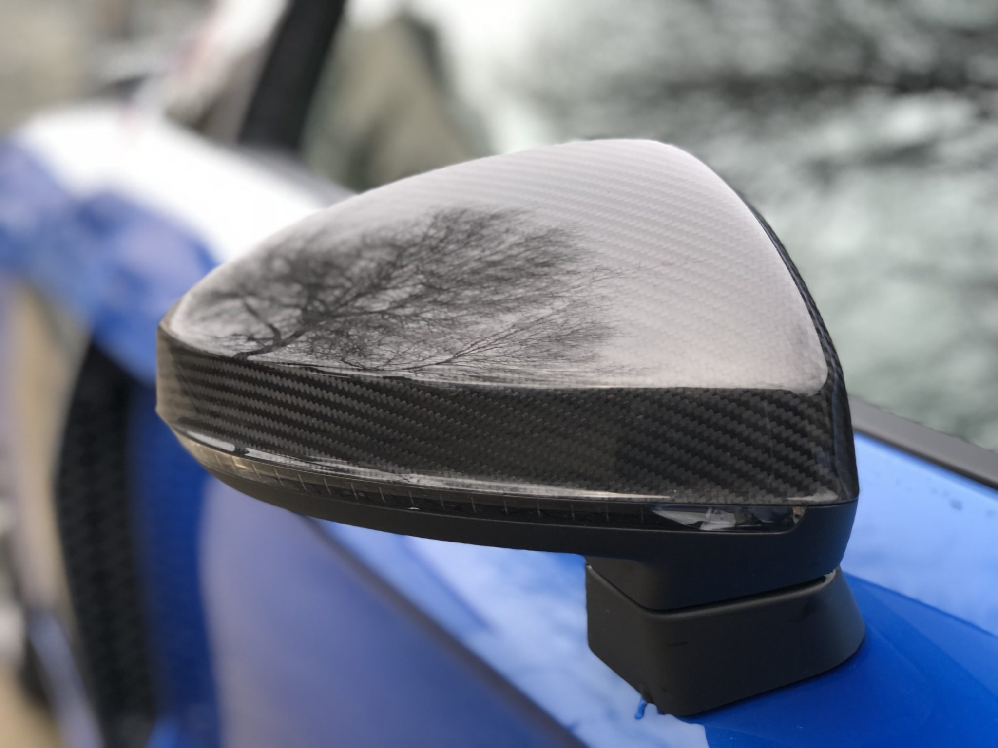 Audi R8 V10 Plus Spiegel