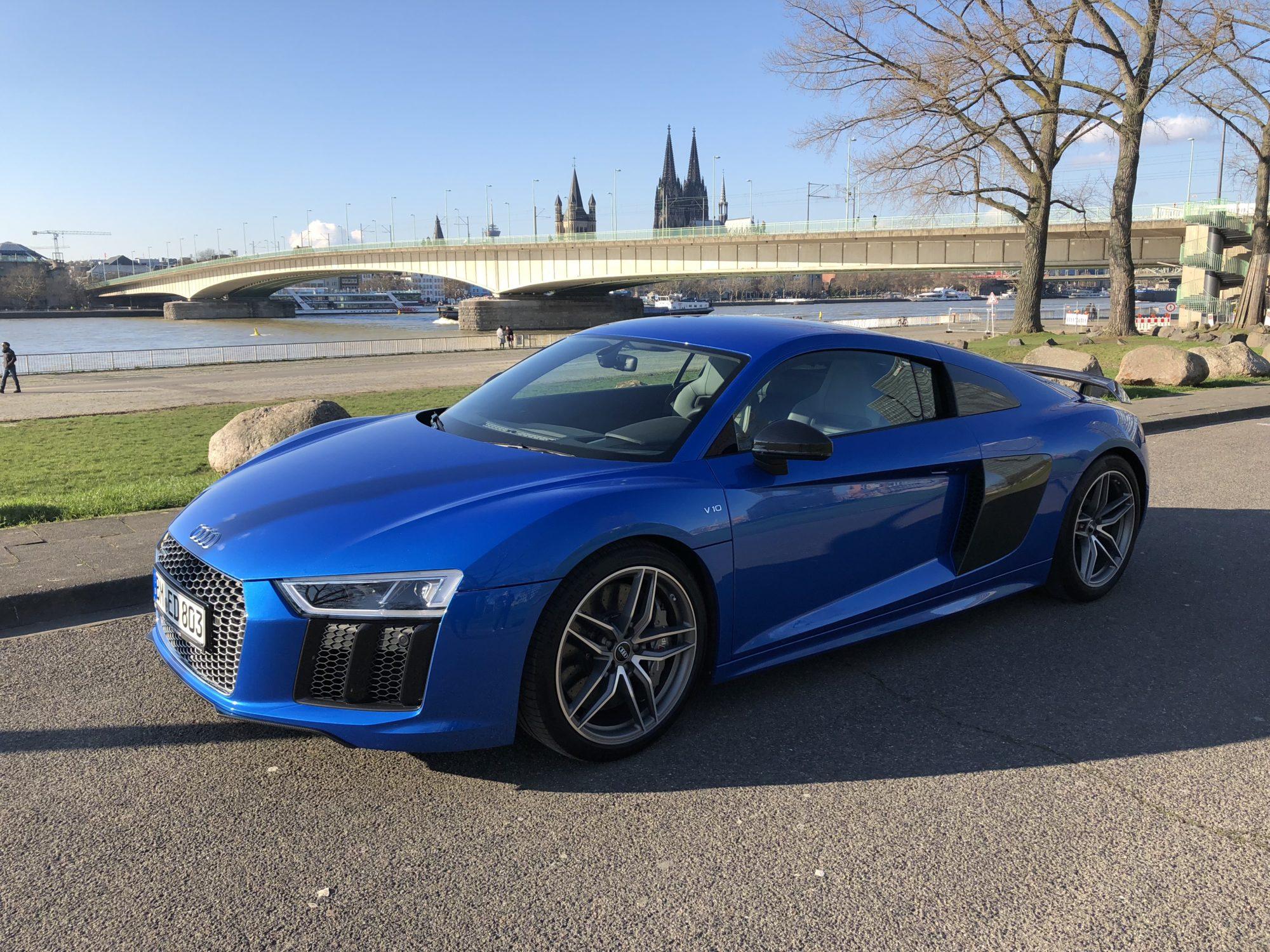 Audi R8 V10 Plus Köln