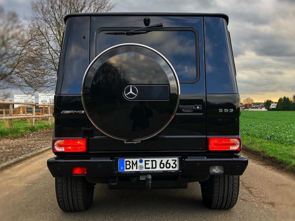 G63 AMG mieten, Mercedes G63 AMG mieten