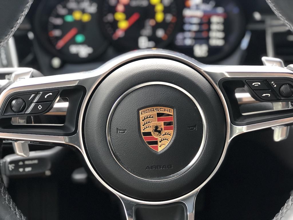 Porsche Macan mieten