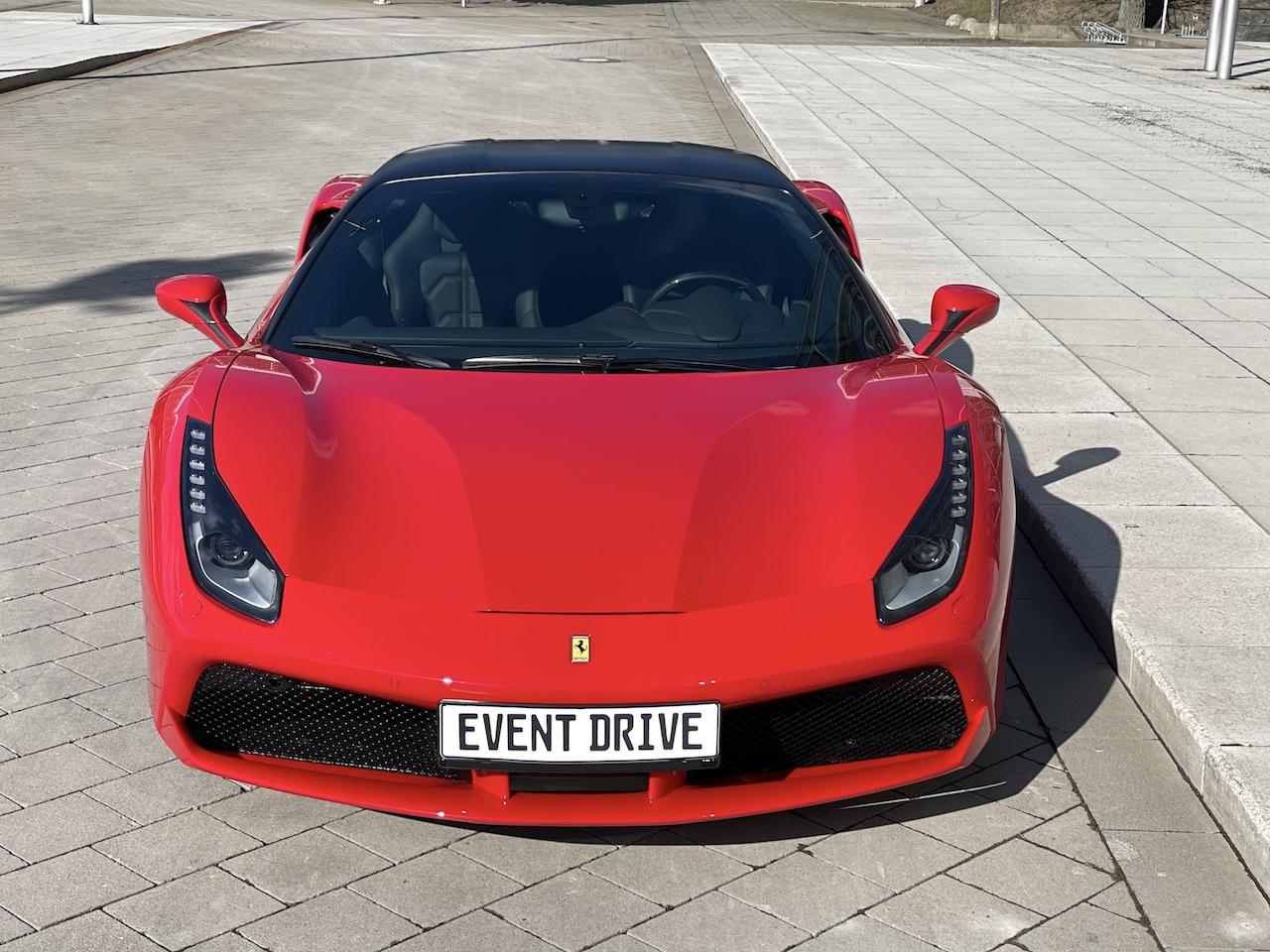 Ferrari mieten, Ferrari mieten